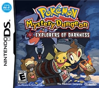 Pokemon Mystery Dungeon 2: Explorers of Darkness