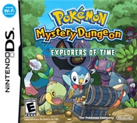 Pokemon Mystery Dungeon 2: Explorers of Time