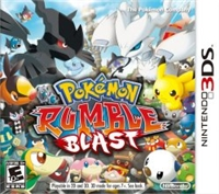 Pokemon Rumble Blast