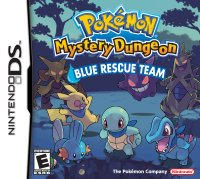Pokemon Mystery Dungeon: Blue Rescue Team